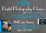 Photography Classes by Hampton Photo, Arts and Framing